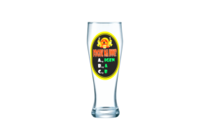 Fogok ma inni sörös pohár termék kép