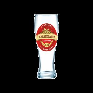 Keresztanya sörös pohár termék kép