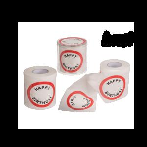 Happy Birthday mintás WC papír termék kép