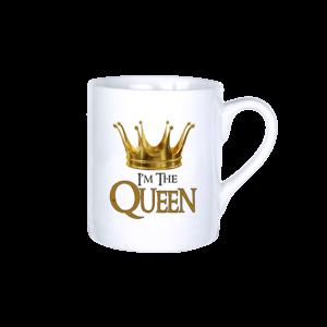 I'm the queen vicces bögre termék kép