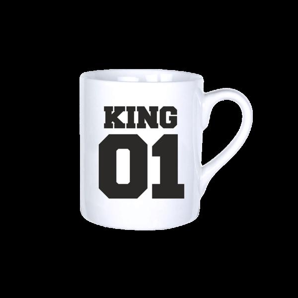 King 01 vicces bögre termék kép