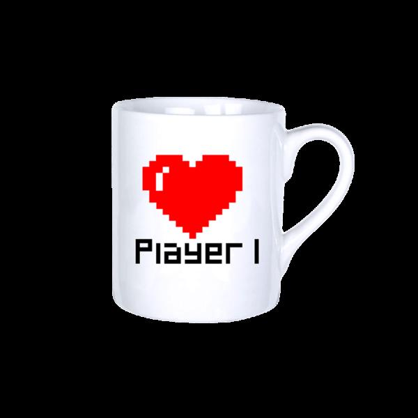 Life Player 1 vicces bögre termék kép