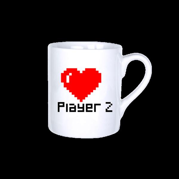 Life Player 2 vicces bögre termék kép