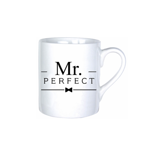 Mr. Perfect vicces bögre termék kép