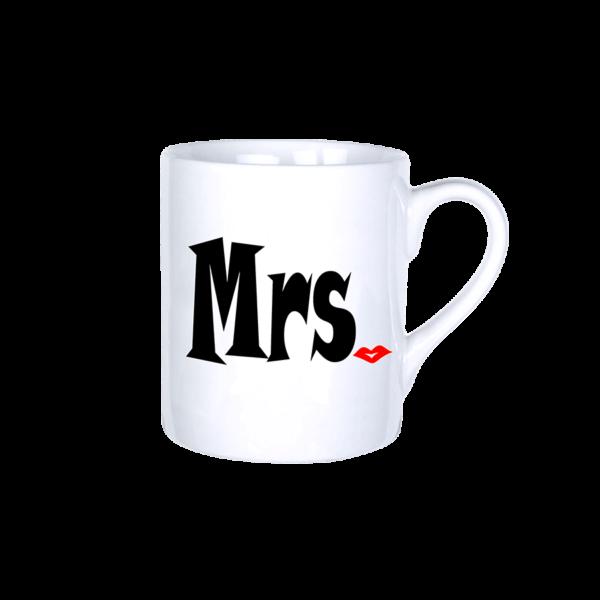 Mrs. Lips vicces bögre termék kép