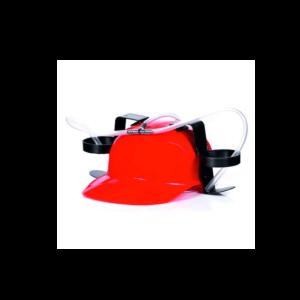 Piros Sörsisak szívószállal termék kép