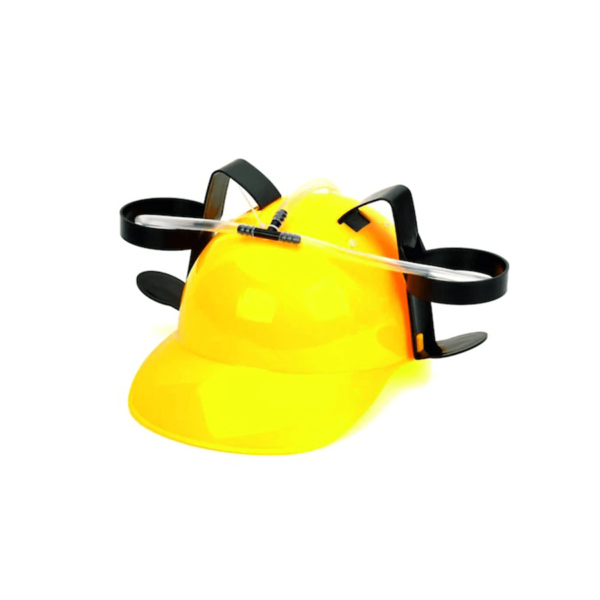Sárga Sörsisak szívószállal termék kép
