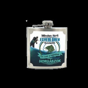 A legjobbak lesznek horgászok.. flaska termék kép