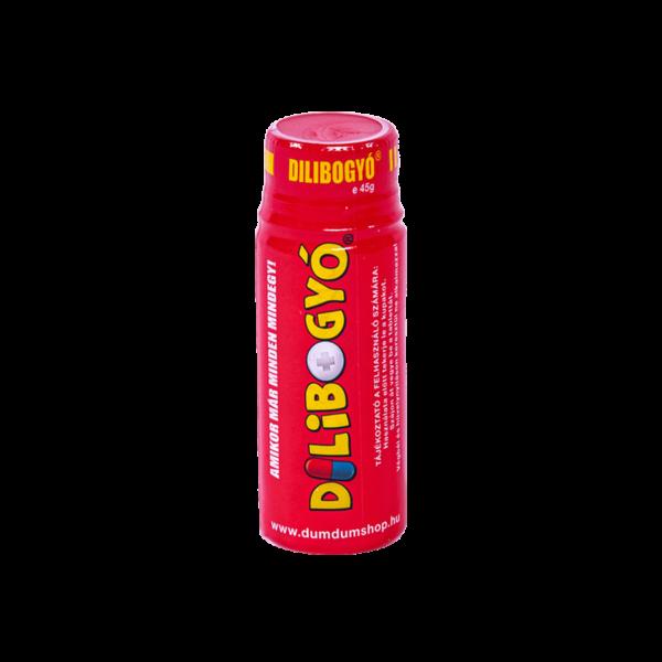 Dilibogyó tabletta - Eper ízű szőlőcukor termék kép
