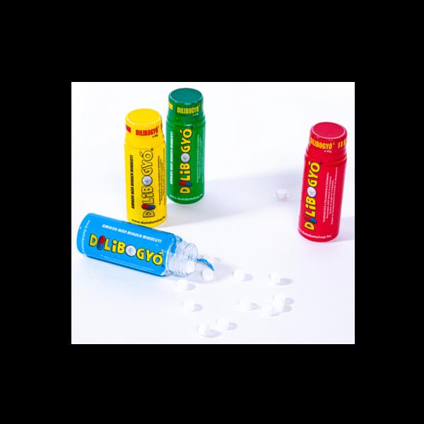 Dilibogyó tabletta - Mentol ízű szőlőcukor termék kép 1