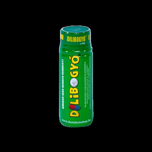 Dilibogyó tabletta - Mentol ízű szőlőcukor termék kép