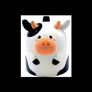 Fordított boci állatos kerámia bögre termék kép