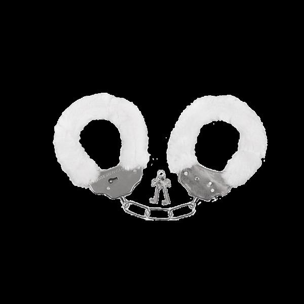 Fehér Plüss szex bilincs termék kép