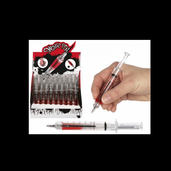 Injekciós tű alakú golyóstoll termék kép 1